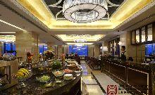 雅安汉源金鑫大酒店设计-自助餐厅